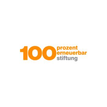 100 prozent erneuerbar stiftung